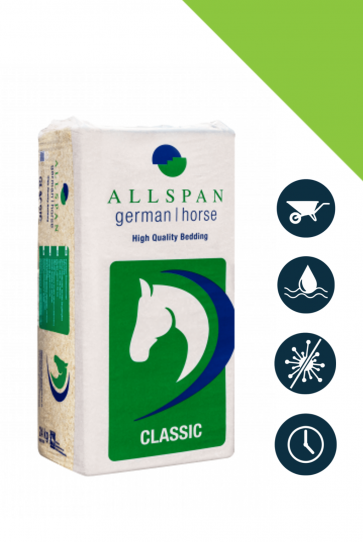 Allspan German Horse Spåner Classic  [24x19kg]