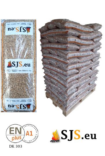 SJS Pellets Premium | 6mm [15kg / 900kg]