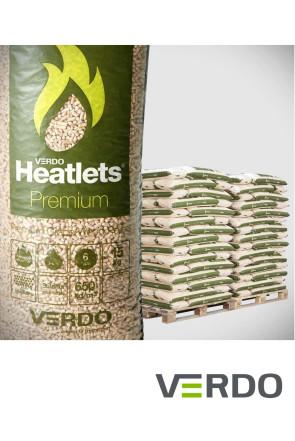 Heatlets Premium 8mm | [15kg/900kg]