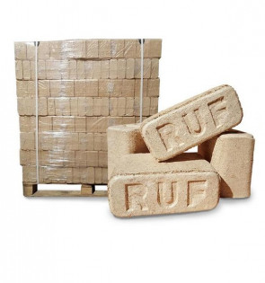 Træbriketter [Sække - 960kg]